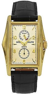 Patek Philippe Patek Philippe 18k Yellow Gold Manta Ray Day Power Reserve Ref. 5100