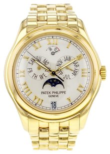 Patek Philippe Patek Philippe 5036J Annual Calendar 18k Yellow Gold Watch for Men WTPPY6
