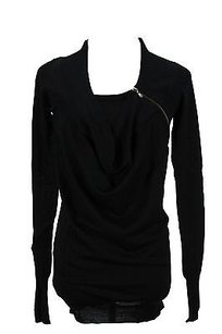 Patrizia Pepe Womens Cowl Sweater