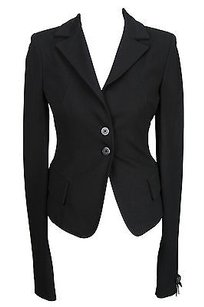 Patrizia Pepe Patrizia Pepe 8 Us Womens Suit Black Viscose -