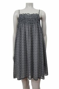 Patterson J. Kincaid short dress Black white J on Tradesy