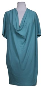 Paul & Joe short dress Teal Womens Shift on Tradesy