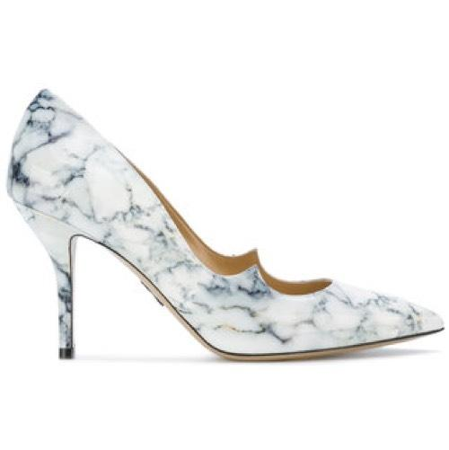 Paul Andrew Marble Platform Pumps shopping online for sale latest sale online outlet top quality v4Fy9