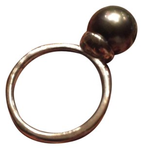 Pearl Love Jewelry Tahitian Pearl and Sterling Ring