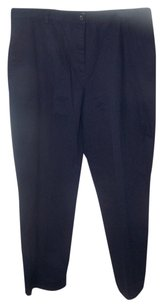 Pendleton Straight Pants Dark blue