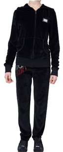 Philipp Plein Embelished Couture 2 Pcs Track Suit