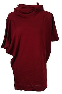 Philosophy di Alberta Ferretti Top red