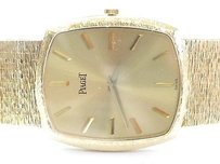 Piaget 18kt Mens Piaget Yellow Gold Wrist Watch 92 Grams 8