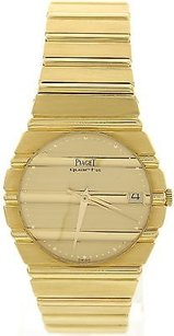Piaget Ladies Vintage Piaget Polo 18k Yellow Gold Watch 393390