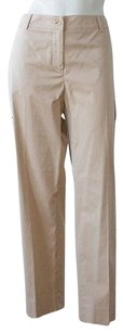 Piazza Sempione Style Dress Trousers Hs1332 Cargo Pants Tan