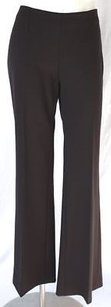Piazza Sempione Wool Flat Front Career Lightweight Trousers Pants