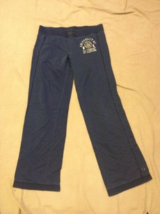 PINK Preppy Comfortable Casual Athletic Pants BLUE WHITE YELLOW