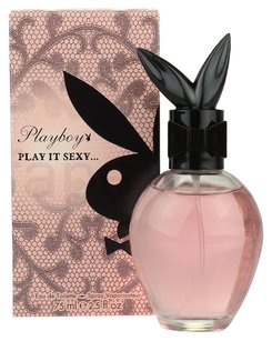Playboy PLAY IT SEXY by PLAYBOY Eau de Toilette Spray ~ 2.5 oz / 75 ml
