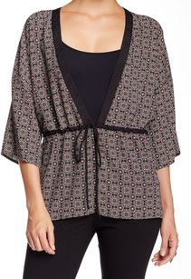 Pleione 100% Polyester 3/4 Sleeve Top