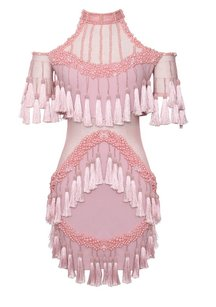 Posh Girl Beaded Dress