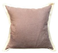 Pottery Barn Jute Braid Pillow