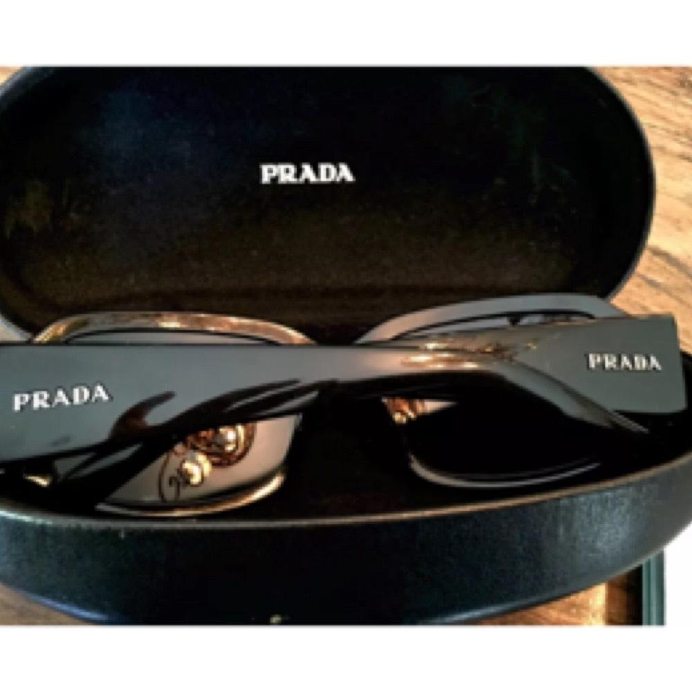 22a1f4e0b1a8 ... coupon for prada blac spr 12h sunglasses tradesy 03c8e a48a8