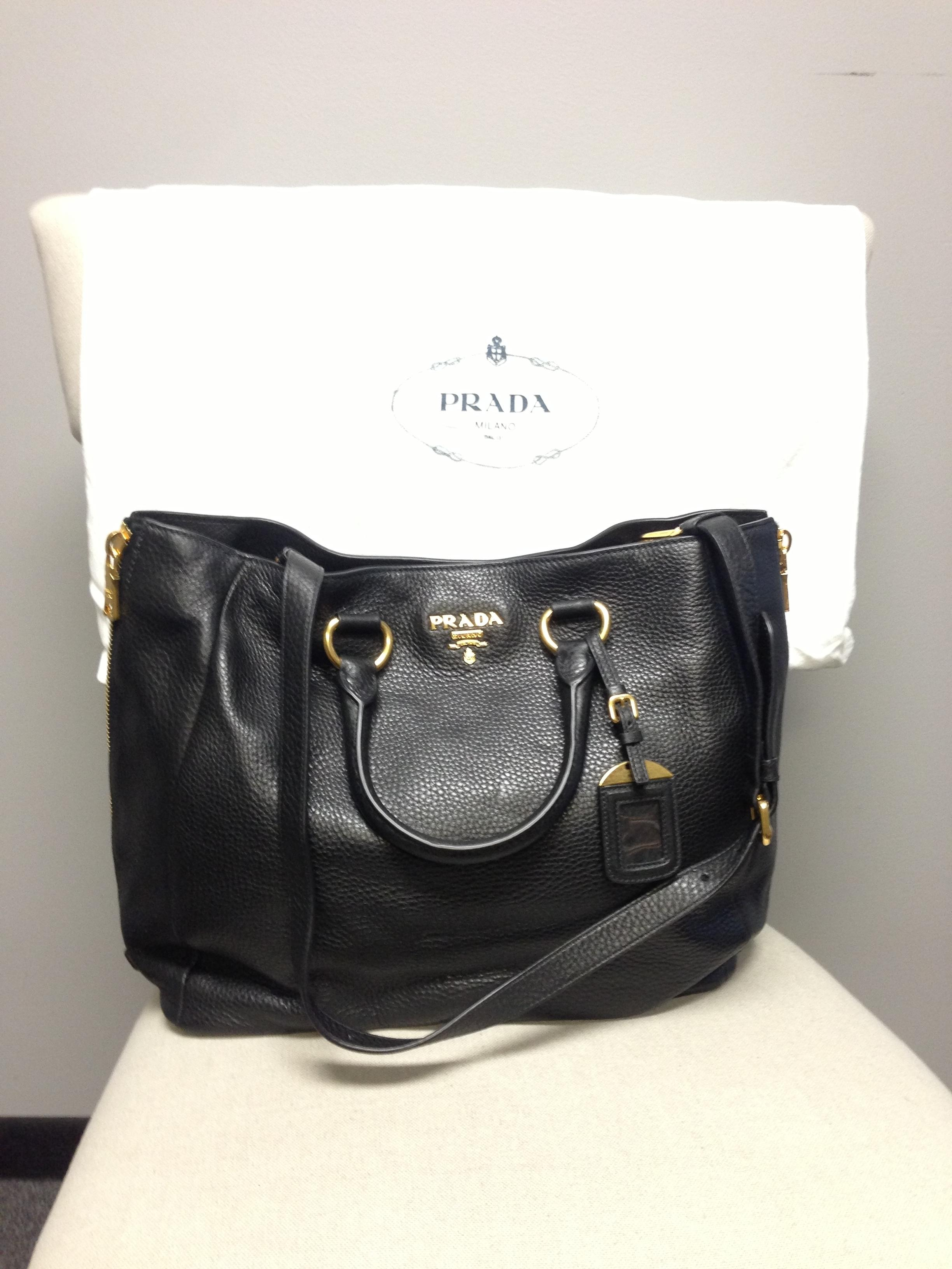 33fae26a62 ... inexpensive womens prada over the shoulder bag on poshmark prada bags  on sale up to 70