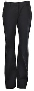 Prada Womens Faded Casual Trousers Pants