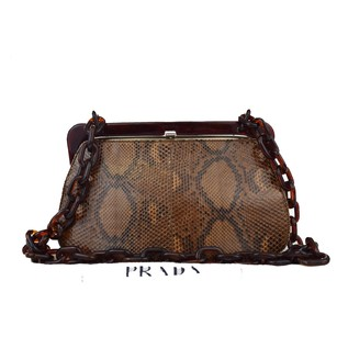 Prada Chain Shoulder Bag