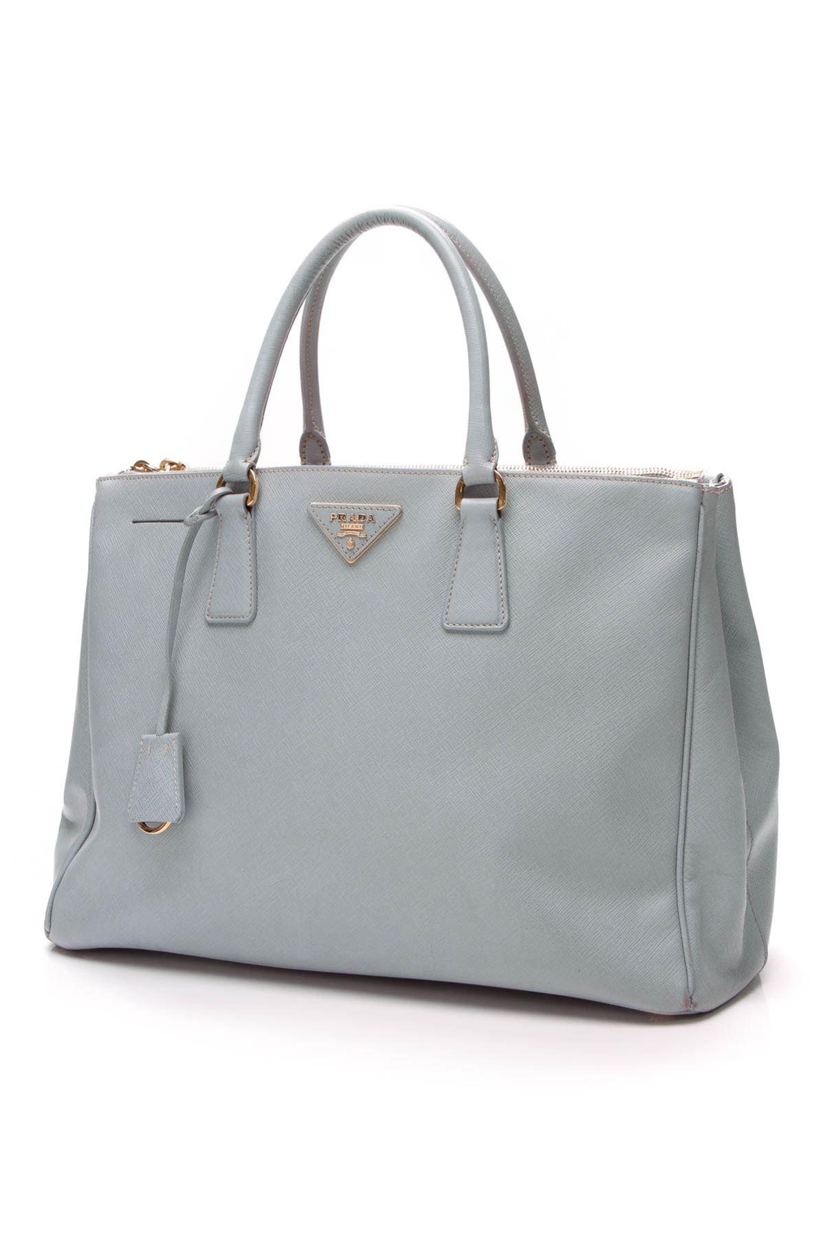 bcb04d867e70 ... fashionable outlet 33d31 38b8f; store prada tote in light blue lago  40323 29f38