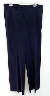 Prada Italy Navy Blend Dress Slacks Eur Pants