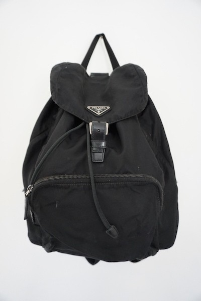 55c79db6042a reduced prada backpack purse womens bags compare prices and buy online  9da33 78364; inexpensive prada unisex designer nylon backpack.