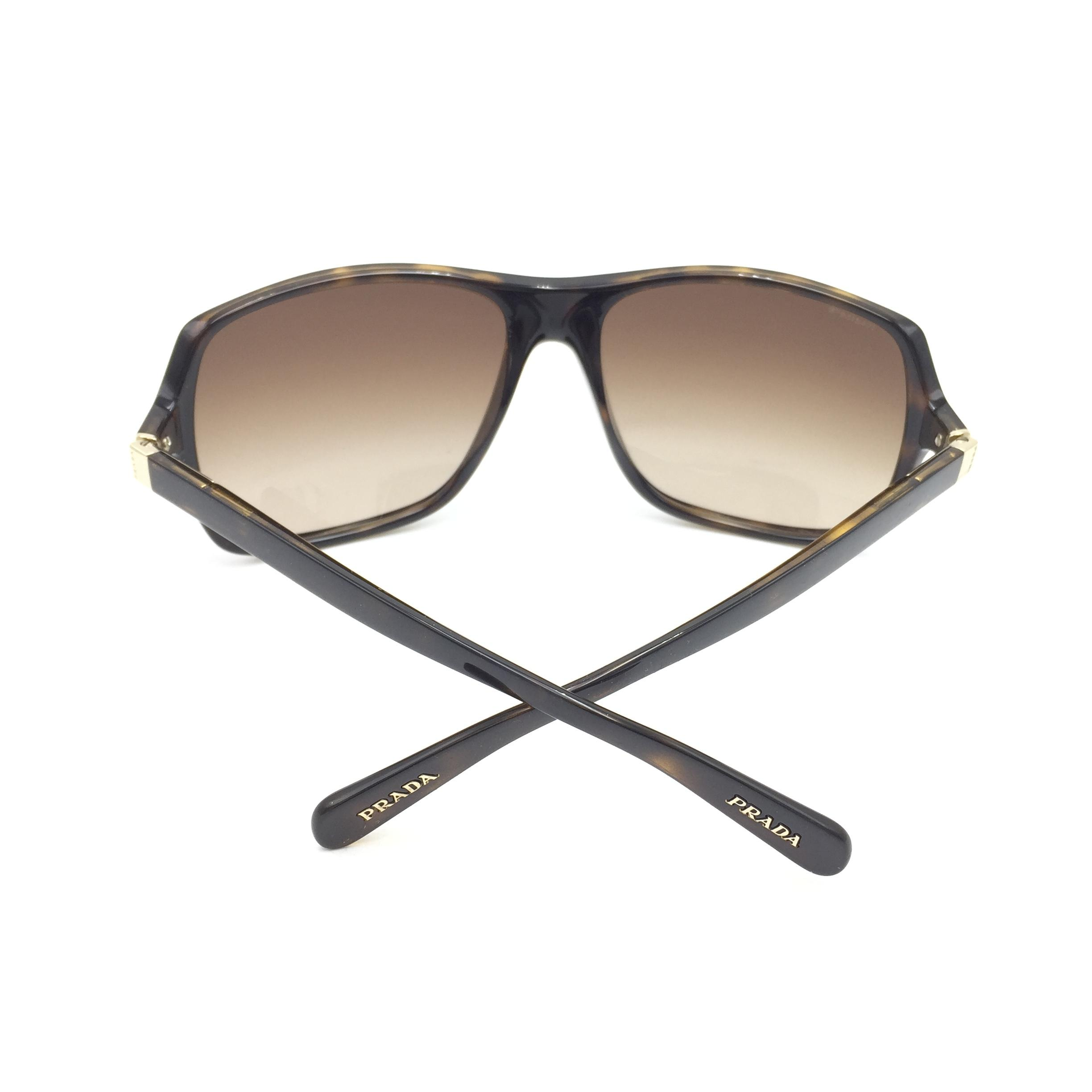 2f1867fd32e05 ... clearance prada rectangle havana gold gradient sunglasses 07n 2au6s1.  123456789101112 b9611 e2b9b coupon for prada spr ...