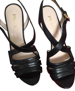 Prada Miu Miu Manrepeller Mfw black Pumps
