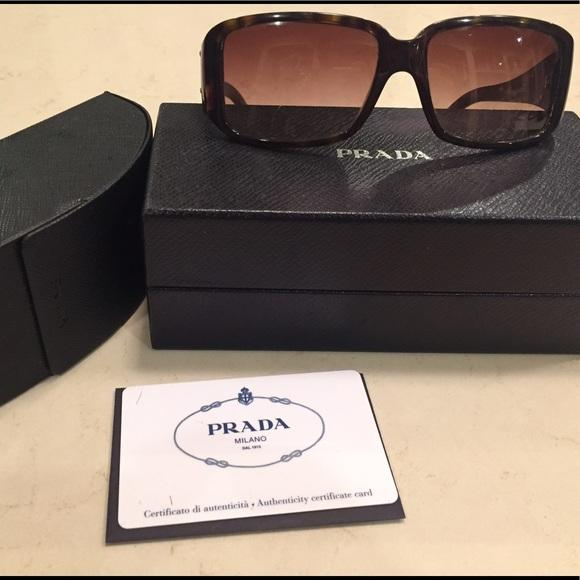 ed873ab2a0ffa 1234567 9822d a6bd9 new zealand prada black brown spr 16l havana 2au 6s1  sspr 16l havana 2au 6s1 spr16l aliexpress item 3 sunglasses prada made in  italy ...