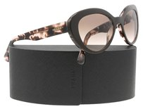 Prada Prada Sunglasses Women Cat eye SPR 15Q Brown ROL-0A6 53mm Italy