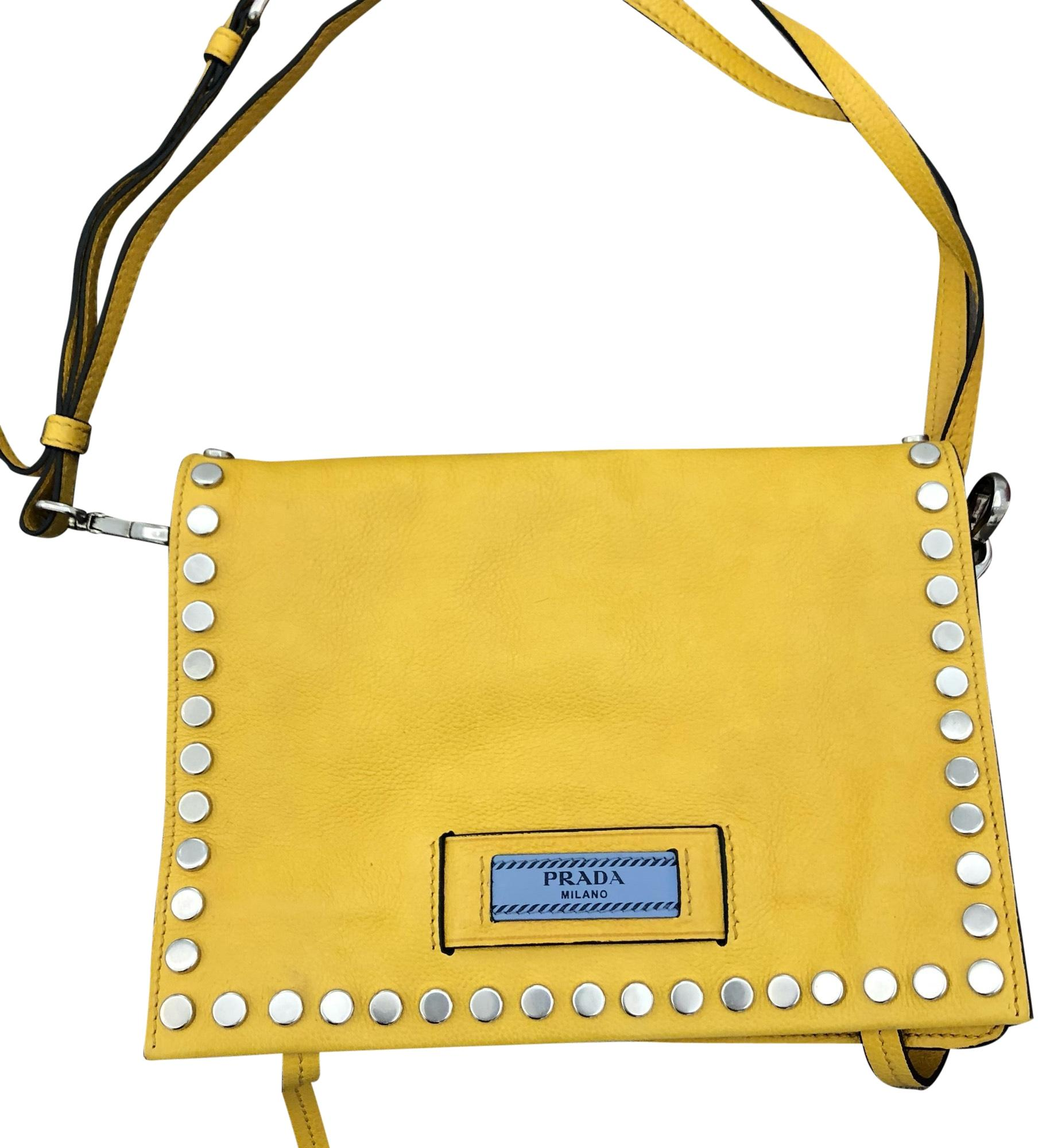 3656aee3ed ... lady tote bag bright yellow in yellow 0fa29 3aa3f  closeout prada cross  body bag 67439 33fe6