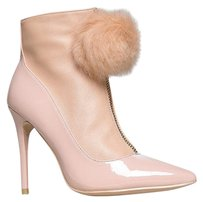 Privileged Closed-toe Beige Boots