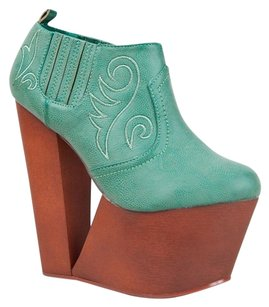 Privileged Green Wedges
