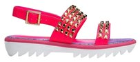 Privileged Pink Sandals