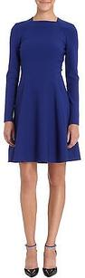 Proenza Schouler Proenza Cobalt Stretch Sheath Dress