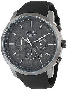 Pulsar Pulsar On The Go Mens Quartz Watch Pt3205