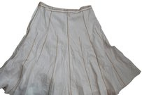 Pura Vida Summer Neutral Skirt White