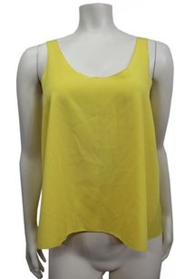 Rachel Roy Sleeveless Top Yellow
