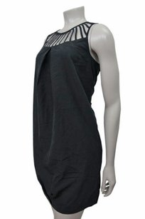 Rachel Roy short dress Black Cage on Tradesy