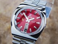 Rado Rado Golden Sabre Stainless Steel Automatic 1970s Mens Dress Watch D49