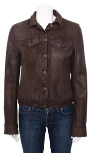 Rag & Bone Chocolate Brown Jacket