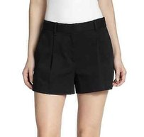 Rag & Bone Montgomery Navy Dark Dress Shorts Blue