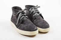 Rag & Bone Charcoal Suede Gray Athletic
