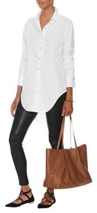 Rag & Bone Nightingale Button Down Shirt White