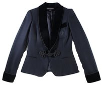 Ralph Lauren Black Jacket Label Rbk Blazer