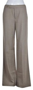 Ralph Lauren Black Label Womnes Dress Trousers Career Wool Pants