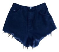 Ralph Lauren Levi's Cutoff Short Vintage Ripped Denim Shorts