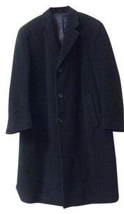 Ralph Lauren Long Plus-size Wool Pea Coat