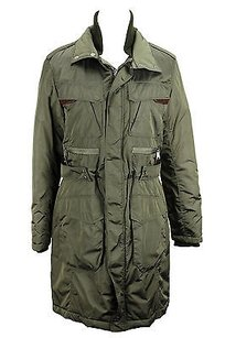 Ralph Lauren Parka Solid Womens Jacket Coat